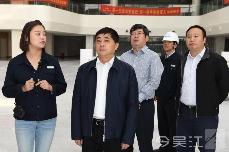 王庆华调研区卫计工作 强调让群众享有高水平服务
