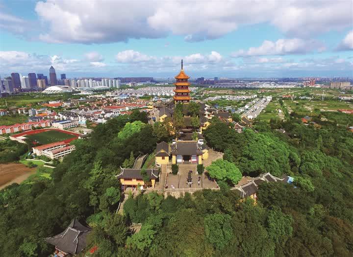 1月16日,南通获准承办2019年中国森林旅游节.